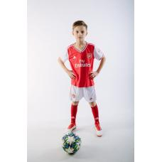 Детская футбольная форма Арсенал 19-20 домашняя