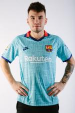 Футболка ФК Барселона 19-20 резервная