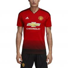 Футболка Адидас футбольного клуба Манчестер Юнайтед 18-19 домашняя
