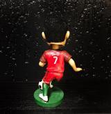 Большая фигурка Роналду с двигающейся головой