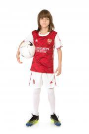 Детская футбольная форма Арсенал сезон 20-21 домашняя