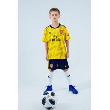 Детская футбольная форма Арсенал 19-20 гостевая