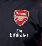 Arsenal FC 2018/19 Stadium Jacket/олимйпийка