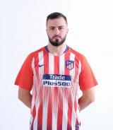 Атлетико Мадрид футбольная домашняя форма комплект 2018/2019/майка и шорты