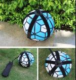 Тренажер для набивания футбольного мяча