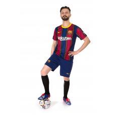 Футбольная форма Барселона сезон 20-21 домашняя