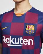 Футболка Найк футбольного клуба Барселона 19-20 домашняя