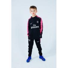 Детский тренировочный костюм ПСЖ 19-20 #2