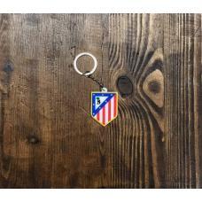 Брелок резиновый ФК Атлетико Мадрид