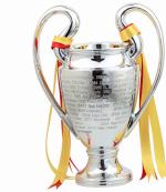 Кубок Лиги Чемпионов УЕФА реплика футбольная награда