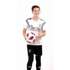 сборная Германии домашняя детская футбольная форма комплект/майка и шорты