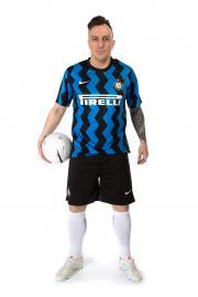 Футбольная форма Интер сезон 20-21 домашняя