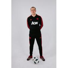 Тренировочный костюм футбольного клуба Манчестер Юнайтед 19-20 #2