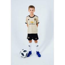 Детская футбольная форма Манчестер Юнайтед 19-20 гостевая