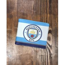 Кошелек с логотипом Манчестер Сити