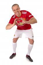 Футбольная форма Манчестерю Юнайтед сезон 20-21 домашняя
