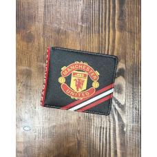 Кошелек с логотипом Манчестер Юнайтед