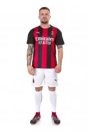 Футбольная форма Милан сезон 20-21 домашняя