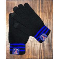 Перчатки вязанные футбольного клуба ПСЖ