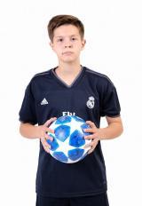 Реал Мадрид гостевая детская футбольная форма комплект 2018/2019/майка и шорты