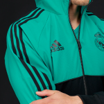 Adidas Real Madrid Prematch 2017/2018 Jacket/куртка