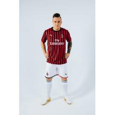 Футбольная форма Милан 19-20 домашняя