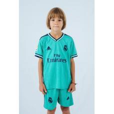 Детская футбольная форма Реал Мадрид 19-20 резервная