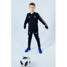 Детский тренировочный костюм Ювентус 19-20