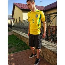 Nike Brazil 2002 Retro Ronaldo