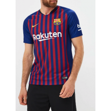 Футболка Найк футбольного клуба Барселона 18-19 домашняя