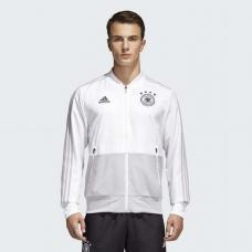 Олимпийка Адидас сборной Германии белая