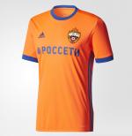 Футболка Адидас футбольного клуба ЦСКА гостевая