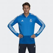 Тренировочная кофта Адидас футбольного клуба Реал Мадрид