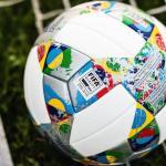 adidas National Legue Official Match Ball/ профессиональный мяч