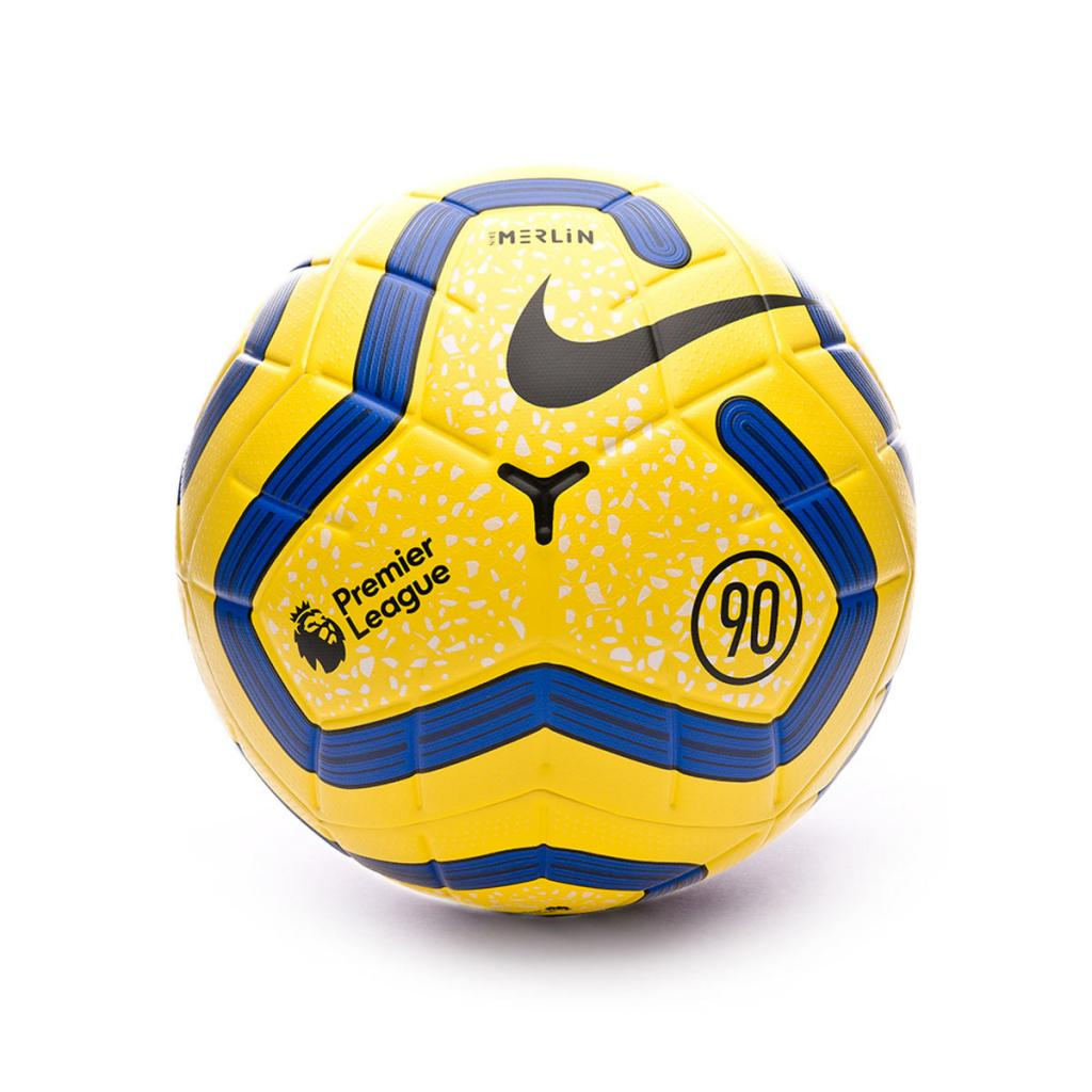 Nike Merlin English Premier League Winter Official Match Ball/профессиональный игровой мяч