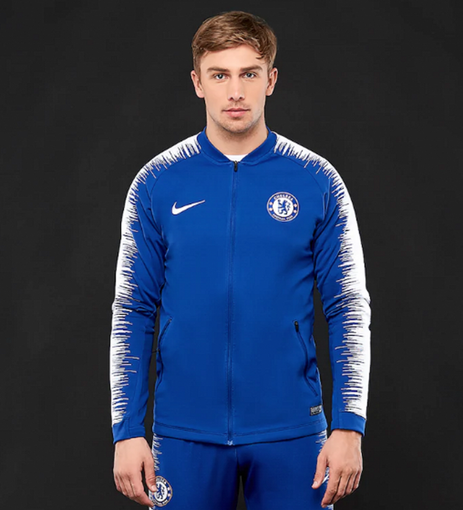Chelsea FC 2018/19 Anthem Jacket/олимйпийка