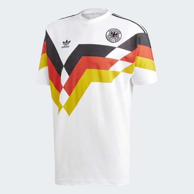 Adidas Germany 1990 Retro Jersey/майка ретро Германия