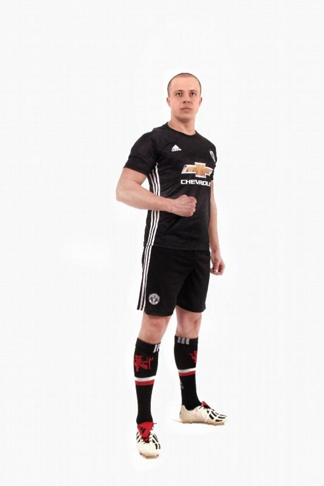 Manchester United 2017/2018 Away Kits/форма гостевая