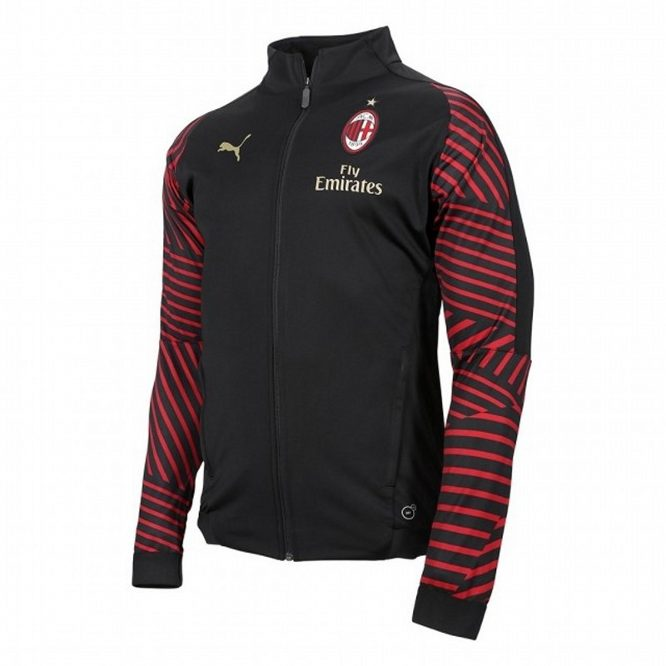 AC Milan Home 2018/19 Stadium Jacket/олимйпийка