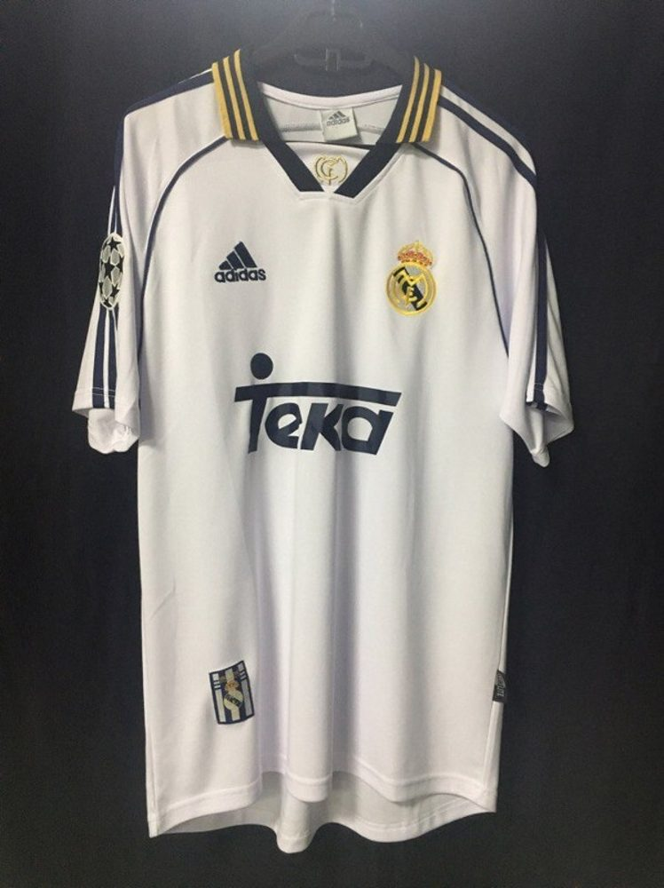 Adidas Real Madrid 1998/1999 Retro R.Carlos