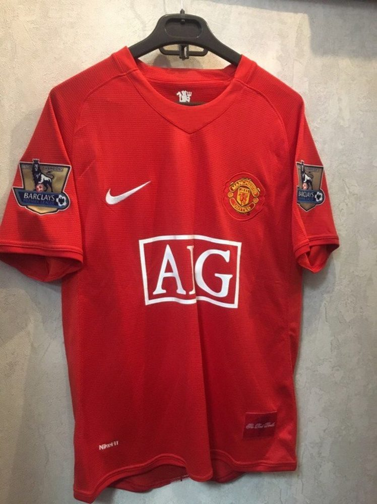 Nike Manchester United 2008 Retro Rooney