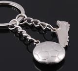 Мяч и бутса/футбольный брелок