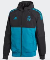 Adidas Real Madrid UCL Prematch 2017/2018 Jacket/куртка