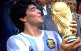 Le qoe sportif Argentina Retro Maradona 1986
