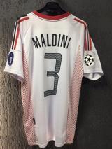 Adidas AC Milan 2003 Retro Maldini/майка ретро Мальдини