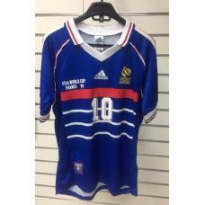 Adidas France 1998 Zidane Retro/Зидан Ретро