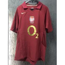 Nike Arsenal 2006 Retro Henry