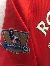 Nike Manchester United 2008 Retro Rooney