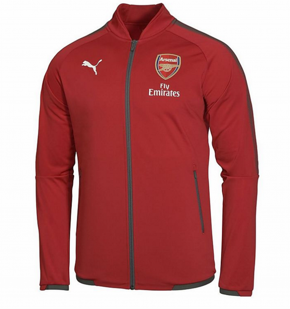 Arsenal 2017/2018 Jacket/олимпийка