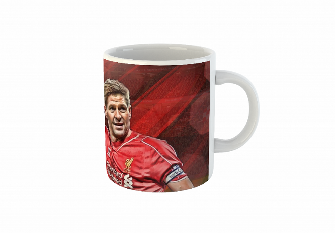 Liverpool Football Mug Gerrard/кружка